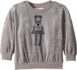 Frog Terry Sweatshirt (Infant/Toddler/Little Kids/Big Kids)