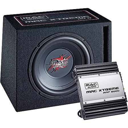 Mac Audio Mac Xtreme 2000 Car Hifi Paket Elektronik