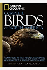 NG Complete Birds of North America Hardcover