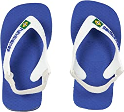 7f036a070 Havaianas Kids. Baby Brazil Logo Flip-Flop (Toddler).  18.00. 3Rated 3  stars. Marine Blue