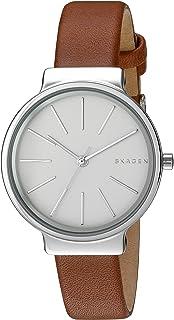 Skagen Women's SKW2479 Ancher Light Brown Leather Watch