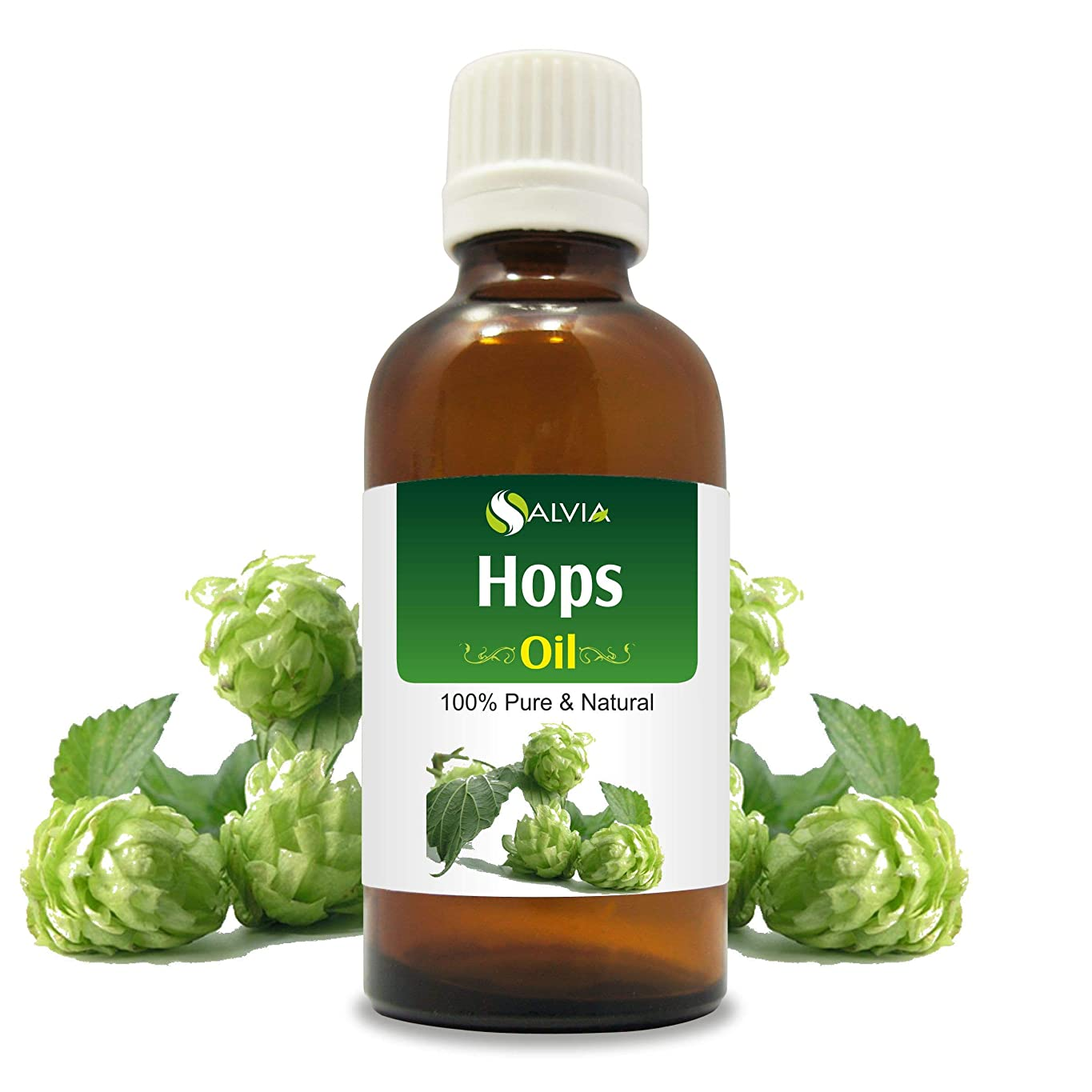 キリマンジャロ政権ナイトスポットHops Oil (Humulus lupulus) 100% Natural Pure Undiluted Uncut Essential Oil 15ml