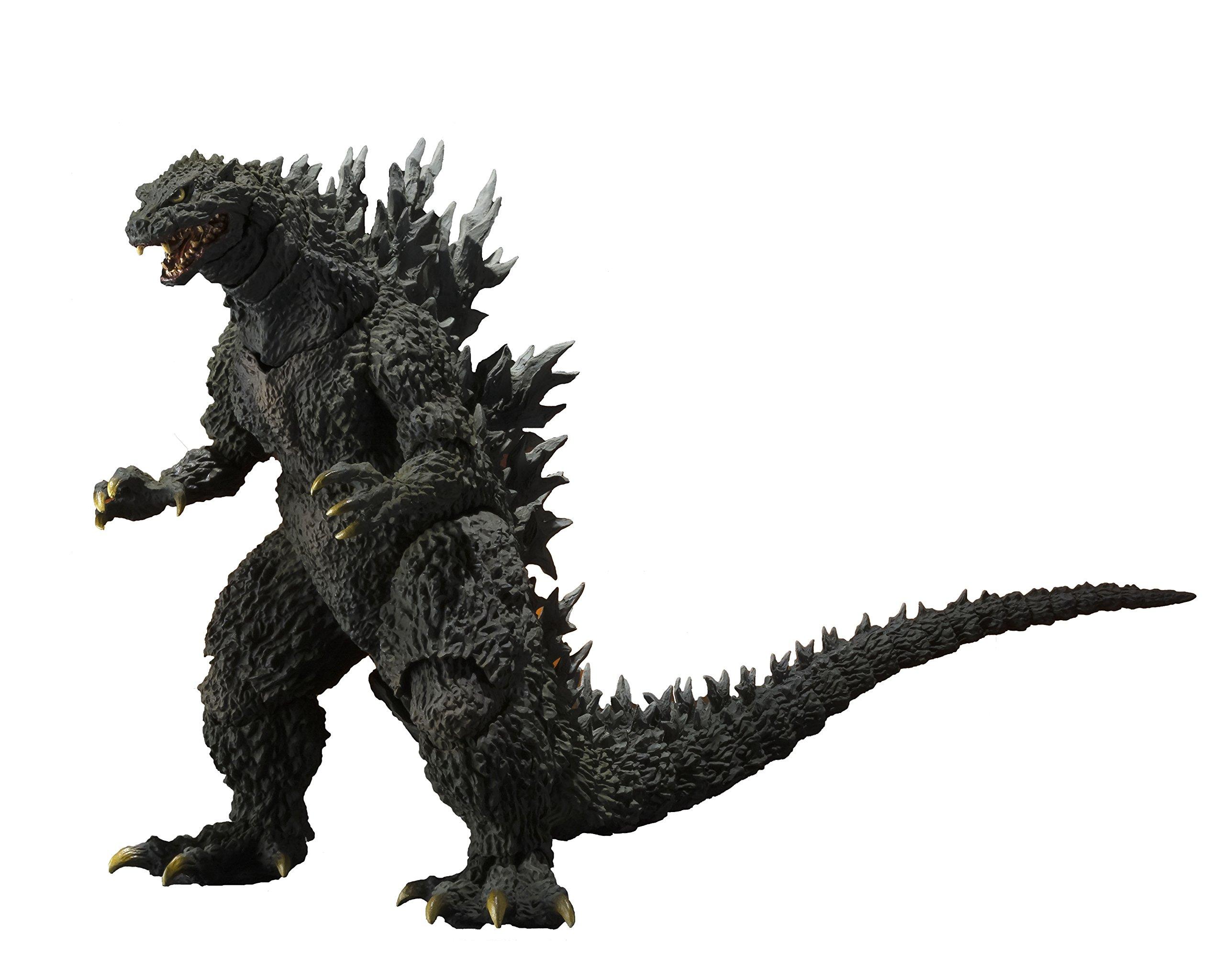 Bandai Tamashii Nations MonsterArts Godzilla 2000 Millennium Special Color Version S.H. Figuarts Action Figure