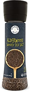 Modern Mill Salt, Alderwood Smoked Sea, 13 Ounce