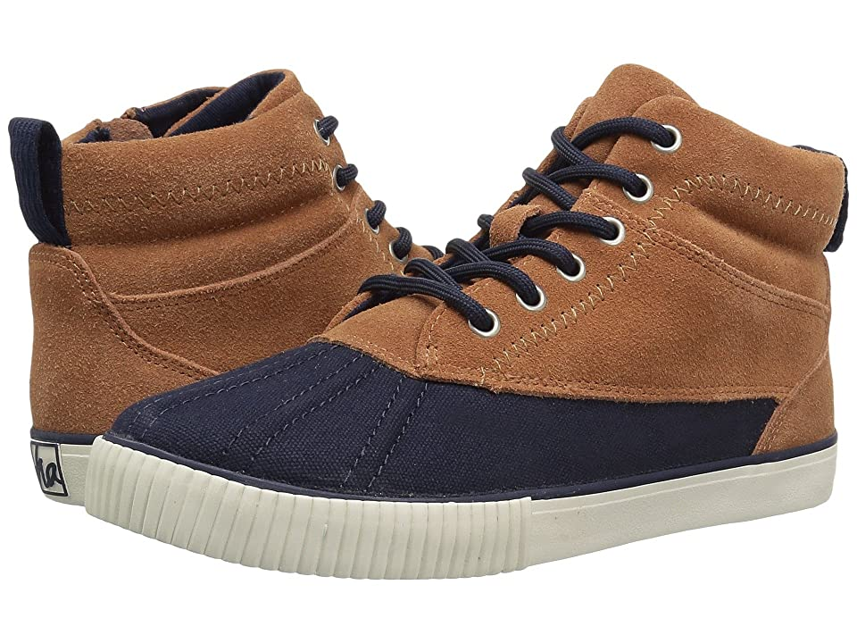 Hanna Andersson Kelby (Toddler/Little Kid/Big Kid) (Tan) Boys Shoes