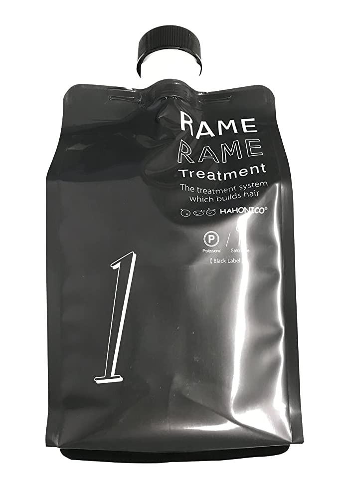 スキッパー岩オーバーフローハホニコ (HAHONICO) ザラメラメ No.1 Black Label 1000g
