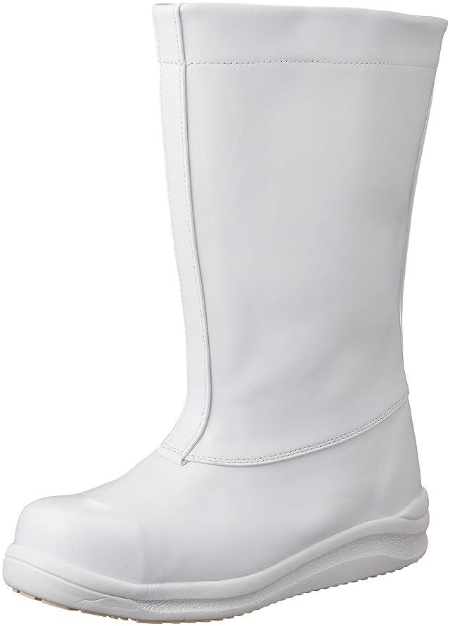 に負ける講義瞑想的[ミドリ安全] 安全作業靴 JSAA認定 耐滑 ブーツタイプ ハイグリップ プロスニーカー NHS640 メンズ