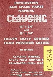 Clausing 13