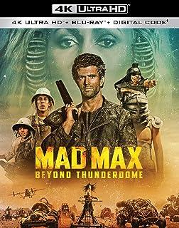 Mad Max 3: Beyond Thunderdome (4K Ultra HD + Blu-ray + Digital)