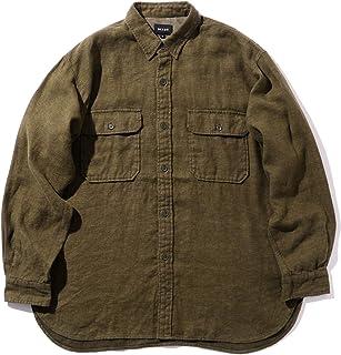 (ビームス)BEAMS/カジュアルシャツ ウィンターリネン イージーフィット シャツ メンズ