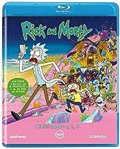 Rick & Morty - (Temporadas 1 a 3) - BD [Blu-ray]