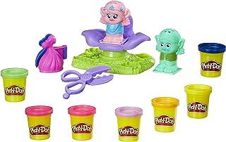 Play-Doh Hasbro B9027EU4 - La peluquería de trolls