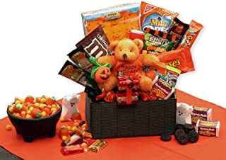 Halloween Candy care Package - perfect for college kids, tweens and goblins of all ages.