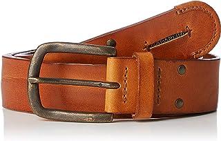 Ponca Cognac Cinturón para Hombre