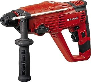 comprar comparacion Einhell W TH-RH 800 E Martillo electroneumatico (incluye maletin BMC), 240 V, tope metálico, Rojo (ref. 4257920)