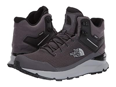 The North Face Vals Mid WP (Blackened Pearl/TNF Black) Men