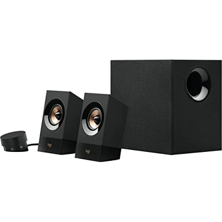 Logitech Multimedia Speaker System Z533 - Black