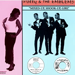 Best patty & the emblems mixed up shook up girl Reviews