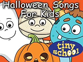 Halloween Songs for Kids - Tinyschool