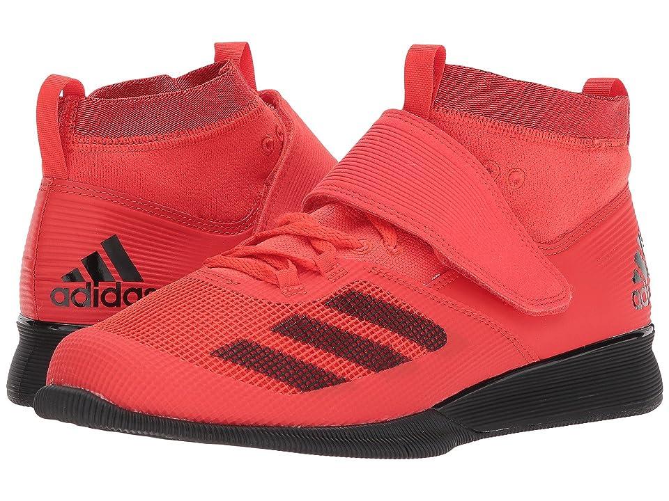adidas Crazy Power RK (Hi-Res Red/Core Black/Scarlet) Men