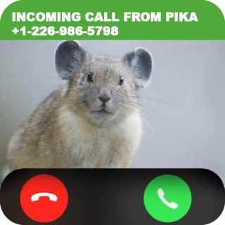 Instant Live Call From PIKA - Free Fake Phone Calls ID PRO - PRANK FOR KIDS - 2019