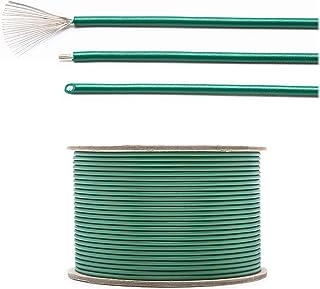 lohag® Cable de limitación universal de 50 m para robot cortacésped, alambre de limitación compatible con cortacésped Gard...