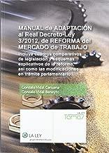 Manual de adaptación al Real Decreto-Ley 3/2012, de reforma del mercado de trabajo