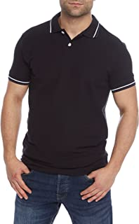 Charles Wilson Originals Men's Twin Tipped Pique Polo