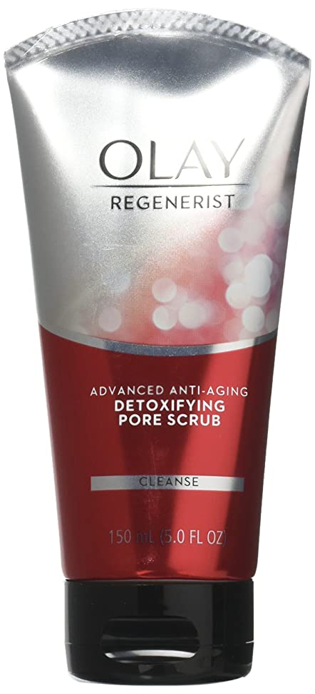 Olay Regenerist Micro-Sculpting Scrub Cleanser, 150 mL  Packaging may Vary