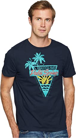 Palm Springs Crew T-Shirt