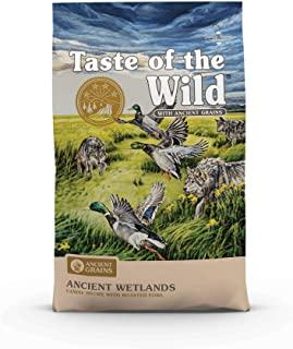 Taste of The Wild Ancient Wetlands Canine Recipe 12.7kg, Dry Dog Food