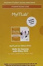 myitlab مع pearson etext المهارات–-الوصول–-للبطاقات لهاتف من أجل النجاح مع المكتب لعام 2016