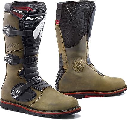 bottes moto forma adventure marron 45