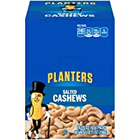 Deals on 18-Pack Planters Salted Cashews 1.5-Oz Bags