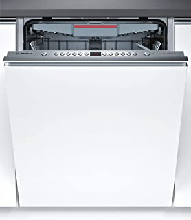 Bosch Serie | 4, 60 cm, Built-in Fully Integrated Dishwasher, SMV46NX10M