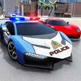Us Police Car Chase : Real Gangster Chase Police Car Games