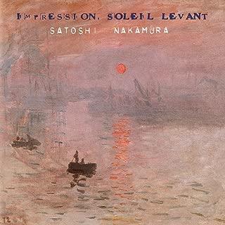 Impression, Soleil Levant