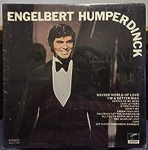 Engelbert Humperdinck Engelbert Humperdinck vinyl record