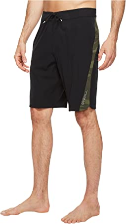 Superfreak Scallop Superfreak Series Boardshorts