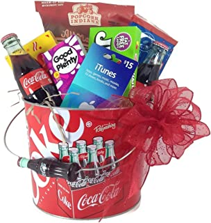 date night gift basket for newlyweds