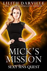 Mick's Mission: A paranormal women's fiction shifter romance (Sexy Sins Quest Book 1) Kindle Edition