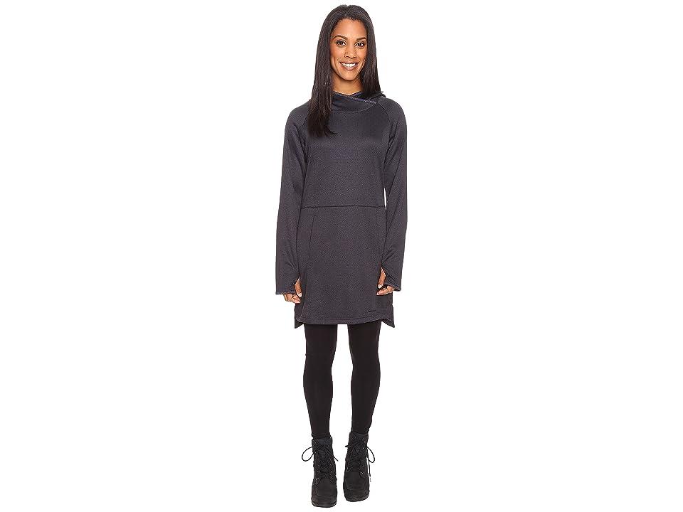 ExOfficio Tatra Hooded Dress (Carbon) Women