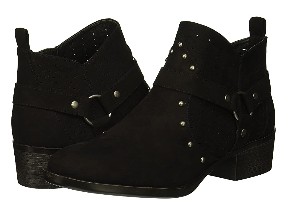 Dirty Laundry Wyatt Micro Suede (Black) Women