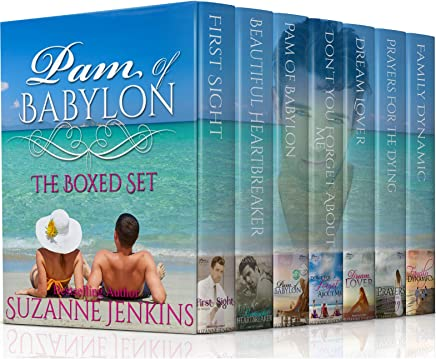 The Pam of Babylon Boxed Set: A Women's Fiction/Romance Series