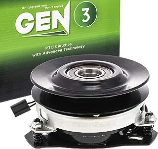 8TEN Gen 3 Electric PTO Clutch for Craftsman MTD Cub Cadet 2160 2165 2182 717-3389 717-3389P 917-3389