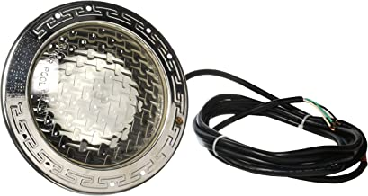 Pentair 78451100 Amerlite 15' Cord 500W 120V with Stainless Steel Face Ring