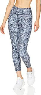 Dharma Bums Women's Wild Instinct High Waist Printed Legging - 7/8