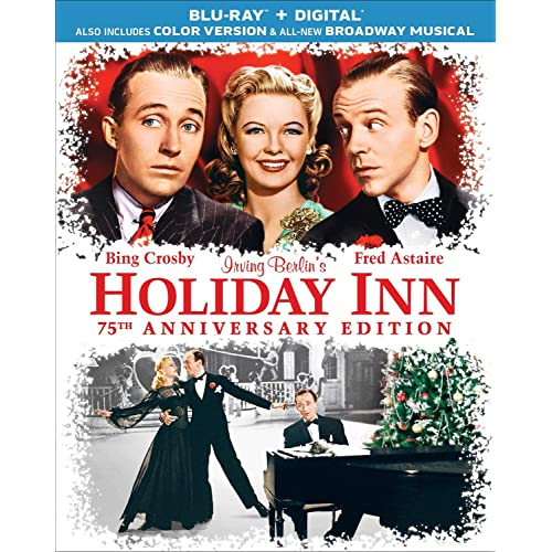 Holiday Inn [Blu-ray] (Sous-titres français)