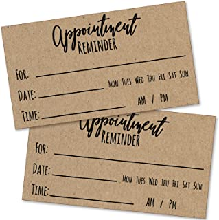appointment reminder stickers