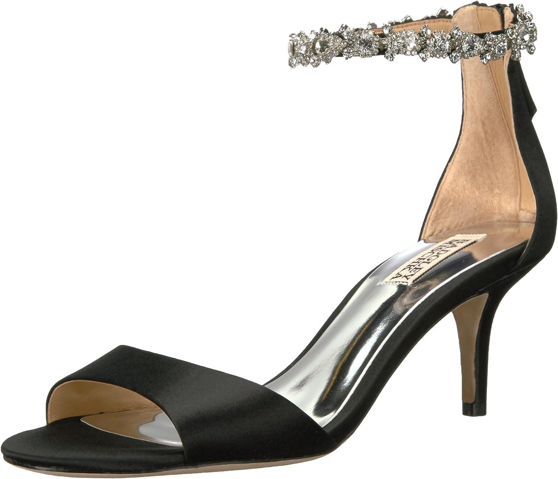Badgley Mischka Women's Geranium Heeled Sandal